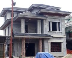 Công trình sử dụng thép nhẹ chống rỉ cho mái nhà lợp ngói