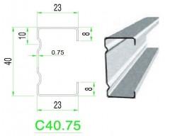 Cầu phong tc40 cho mái bê tông lợp ngói